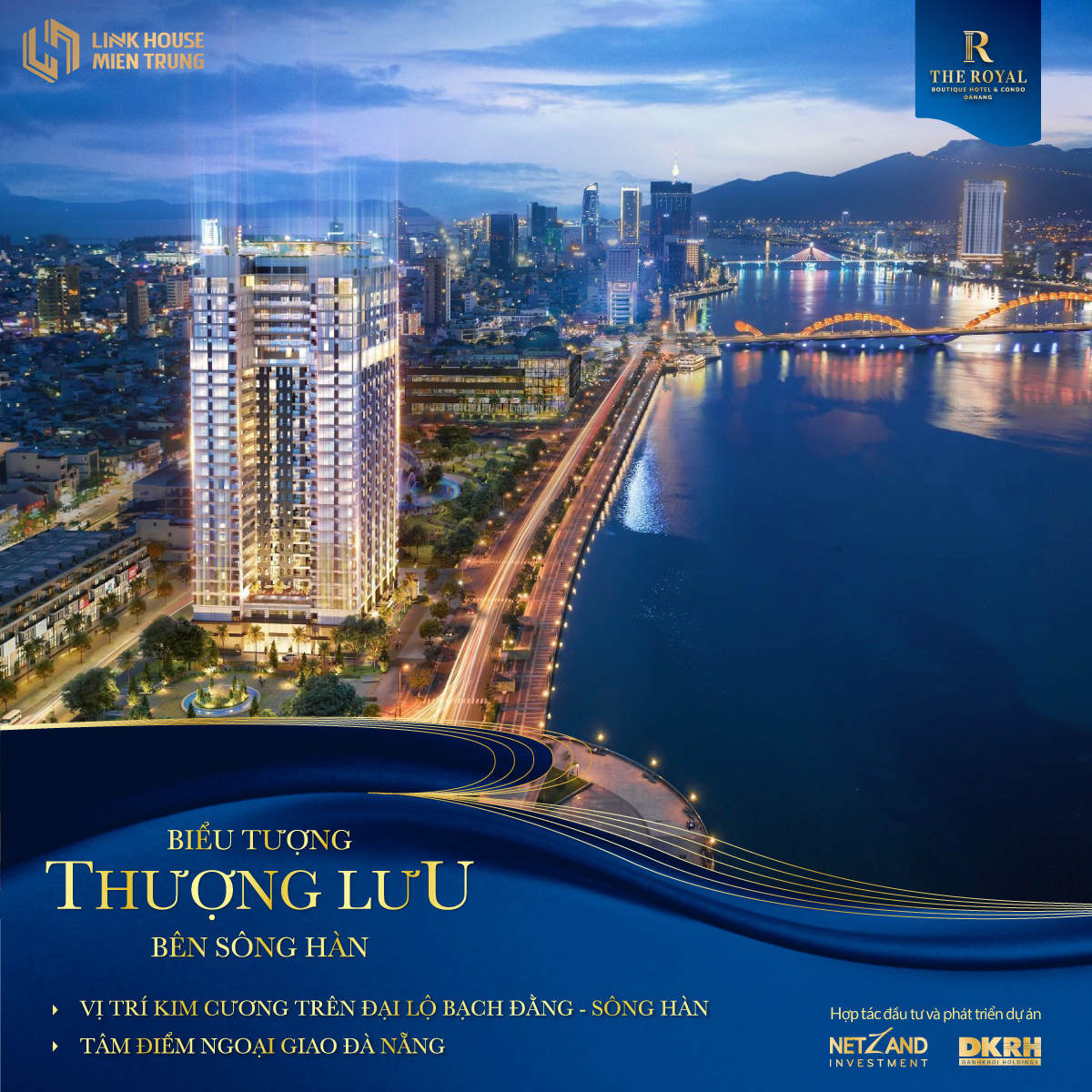vi tri vang the royal da nang boutique hotel & condo